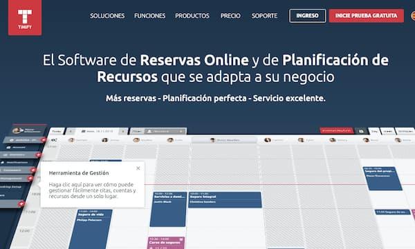 Timify El Software de Reservas Online y de Planificación de Recursos que se adapta a su negocio