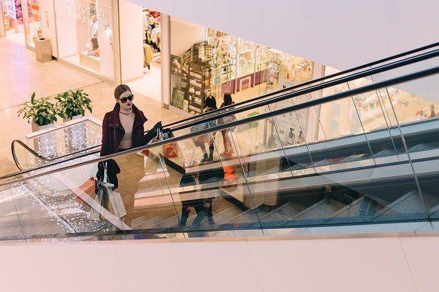 centro comercial corte inglés